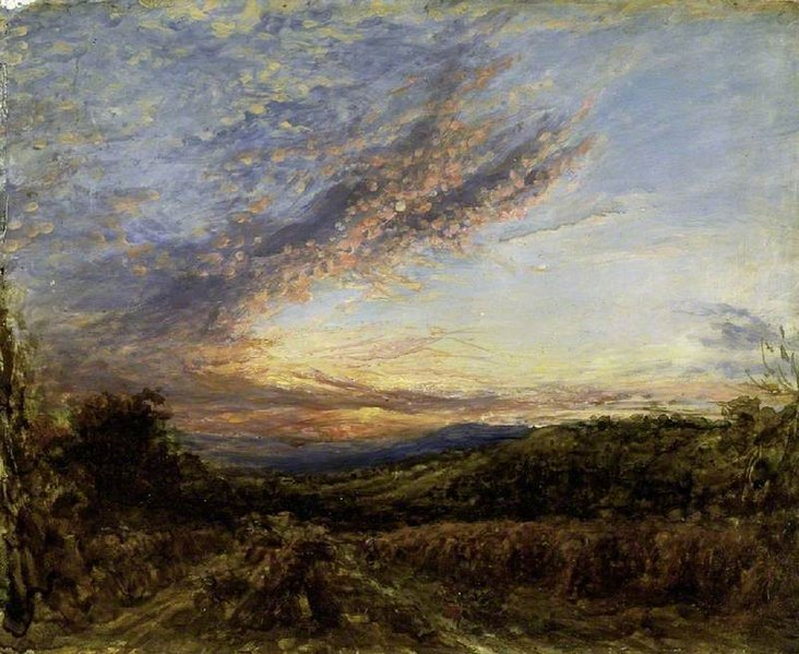 File:John Linnell (1792-1882) - Sunset over a Moorland Landscape - PD.7-1950 - Fitzwilliam Museum.jpg