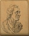 John Locke; perspective of a bust. Drawing, c. 1789, after D Wellcome V0009109EBR.jpg