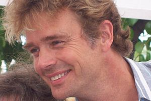 John Schneider (screen actor) - Schneider at the 2005 Superman Festival, Metropolis, IL