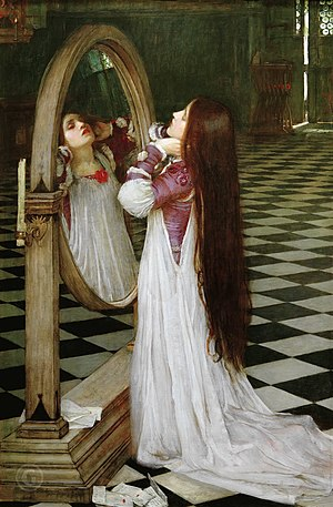 Mariana (poem) - Mariana in the South by John William Waterhouse (1897)