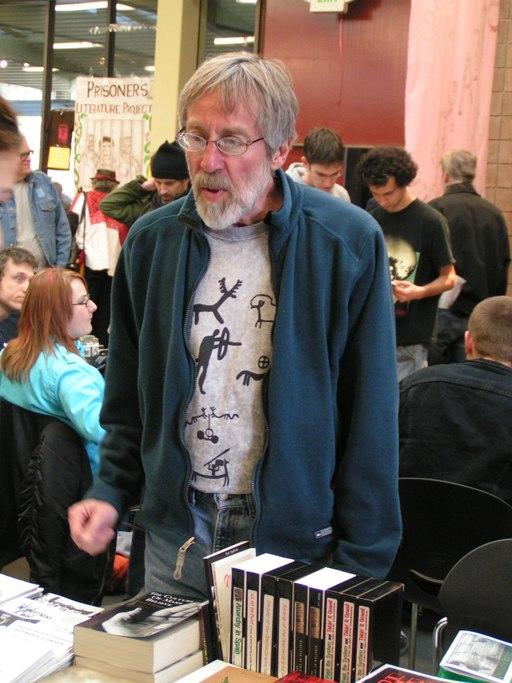John Zerzan SF - Anarchist Bookfair '06