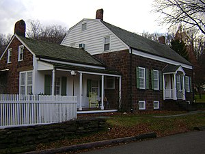 Clifton, New Jersey - John and Anna Vreeland House
