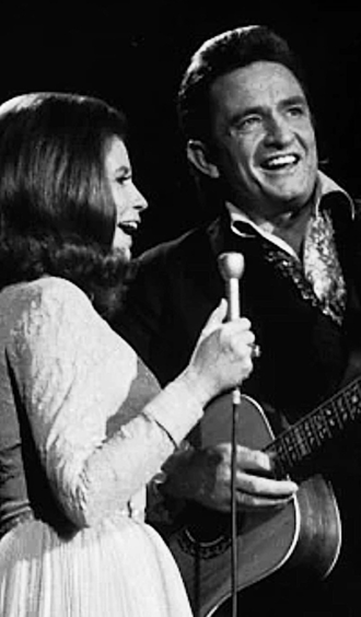Duet - Image: Johnny Cash & June Carter