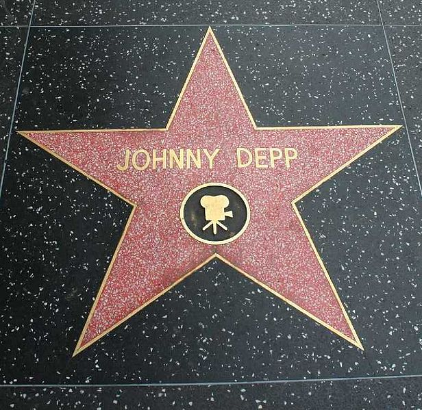File:Johnny Depp Walk of Fame.jpg