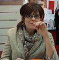 Josée di Stasio - Salon du livre de Québec 2012.jpg