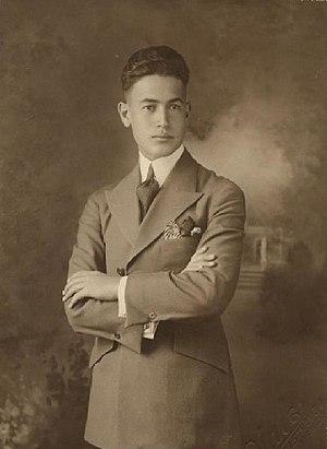 José de León Toral - José de León Toral as a young man.