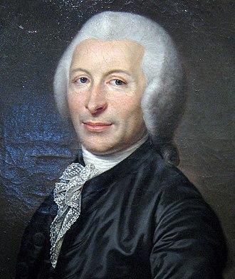 Guillotine - Portrait of Guillotin