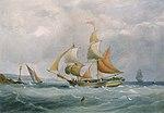 Joseph Walter - A Trading Brig Entering the Bristol Avon.jpg