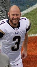 Josh Brown (American football).JPG