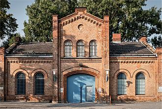 Plötzensee Prison - Gatehouse