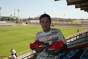 Juan Mata - Mata at Paterna in 2009