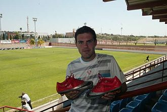 Juan Mata - Mata at Paterna in 2009