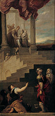 Introduction of the Virgin in the Temple