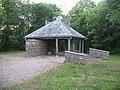 Jubilee nature park, summerhouse - geograph.org.uk - 1401795.jpg