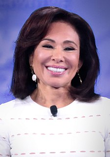 Jeanine Pirro Television show host, former attorney, and former judge