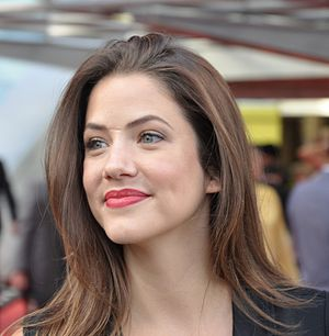 Julie Gonzalo - Gonzalo at the 2013 Monte-Carlo Television Festival