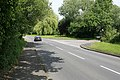 Junction of Church Lane with Tees Farm Road, Colden Common - geograph.org.uk - 186003.jpg