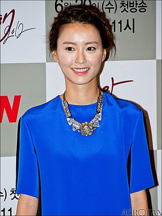 Jung Yu-mi (actress, born 1983) - Jung Yu-mi in 2012