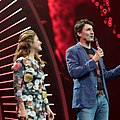 Justin and Sophie Trudeau - Global Citizen Festival Hamburg 02.jpg