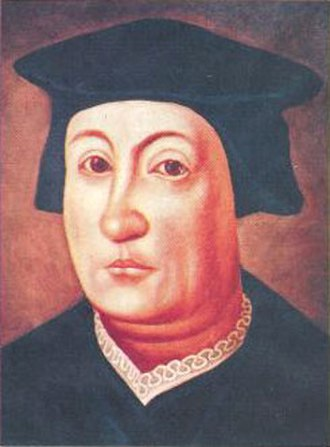 Justus Menius - Justus Menius