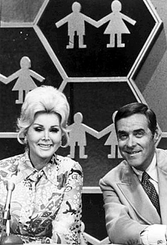 Juvenile Jury - Jack Barry with guest Zsa Zsa Gabor