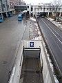 Köki bus terminal and underground parking, 2018 Kispest.jpg