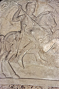 Köln Reitergrabmal