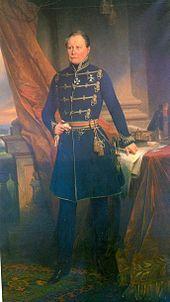 König Wilhelm I. von Württemberg im Jahr 1827 (Quelle: Wikimedia)