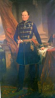 William I of Württemberg second King of Württemberg from 1816