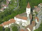 Křivoklát castle aerial 05 (cropped).JPG
