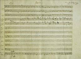 Моцарт Реквием Ре-Минор