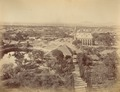 KITLV 100108 - Unknown - View over the western part of Pune in India, seen from the bell tower of the Lal Deval Synagogue - Around 1875.tif