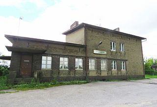 Kretki Małe Village in Kuyavian-Pomeranian Voivodeship, Poland