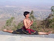 Split (gymnastics) - Wikipedia