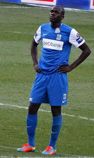 Kalidou Koulibaly - Koulibaly playing for Genk in 2014
