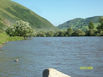 Anuy River - Anuy River