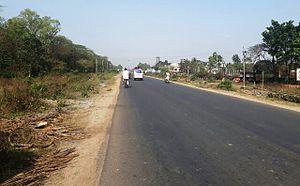Kalyani Expressway - Kalyani express highway