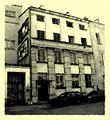 Kamienica ul. Piękna 1b w Warszawie - oł. i akr. pap. na podst. własnej fotografii z 29 VII 2014.JPG