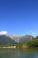 Kamikōchi, Hida Mountains range, Nagano Prefecture; September 2007 (06).jpg