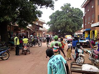 Kankan Sub-prefecture and town in Kankan Region, Guinea