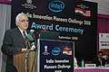 Kapil Sibal addressing at the award ceremony of the India Innovation Pioneers Challenge 2008, organised by the Department of Science & Technology (DST).jpg