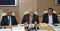 Kapil Sibal addressing at the release of the Report of the Expert Committee chaired by the Chairperson, UIDAI, Shri Nandan Nilekani, on the HR Policy for e-Governance, in New Delhi on January 21, 2013.jpg