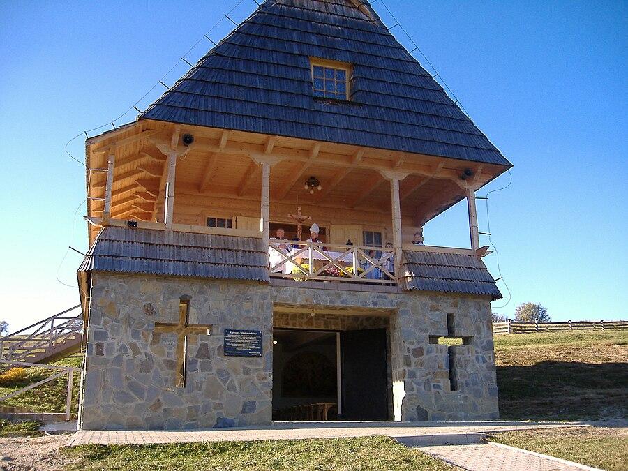 Leśnica, Tatra County