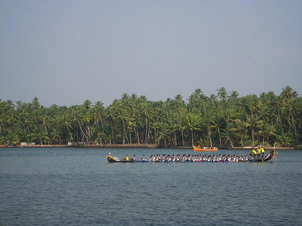 Kappil lake boat race (15-Feb-2009)