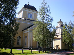 Karstula - Karstula Church