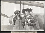 Katherine Stinson and Miss Russell.jpg