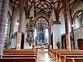 Katholische Stadtkirche St. Peter und Paul in Weil der Stadt, dreigeschliffene, netzgewölbte spätgotische Hallenkirche von 1492 - panoramio.jpg