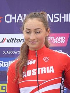 Kathrin Schweinberger Austrian cyclist