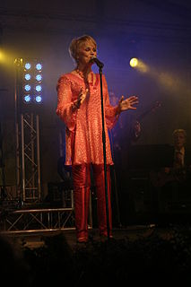 Finnish singer
