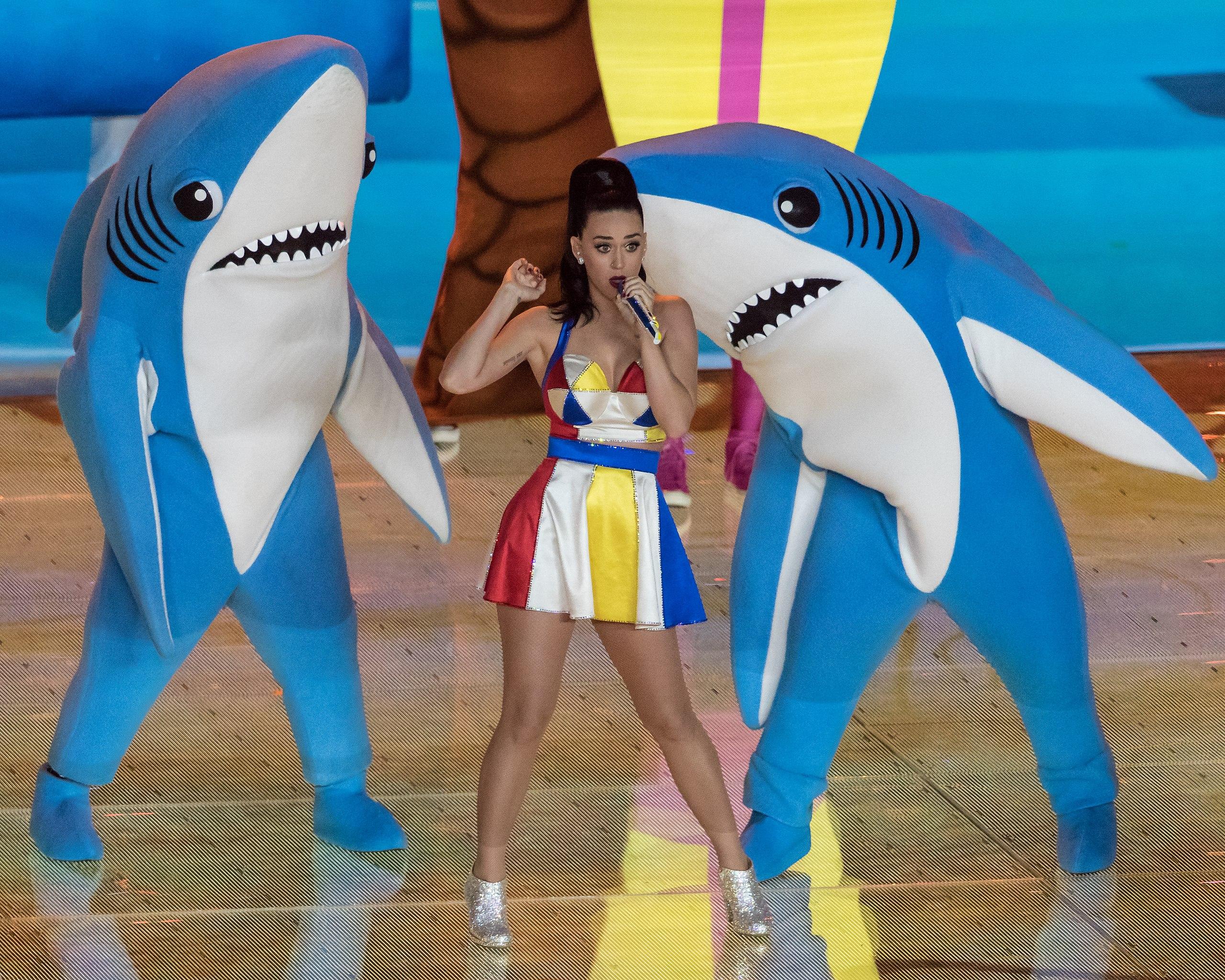 Katy Perry Halftime performance